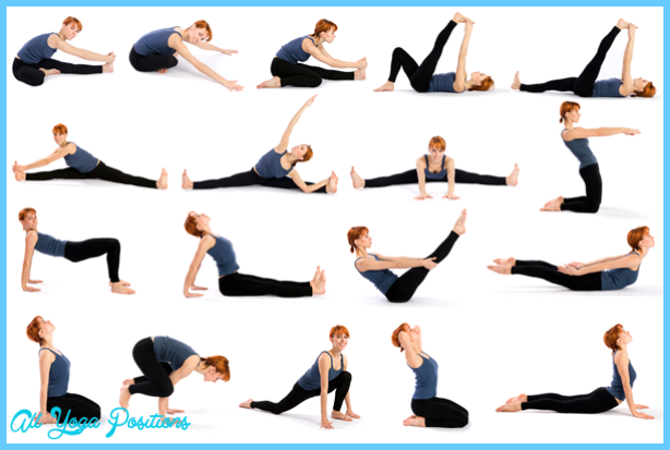 All Yoga Asanas With Pictures And Names Pdf