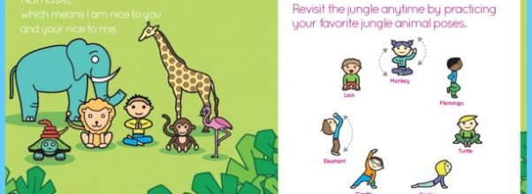 Animal Yoga Poses Kids Pictures