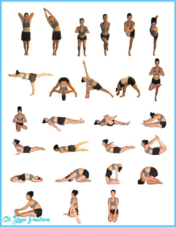 yoga when to do