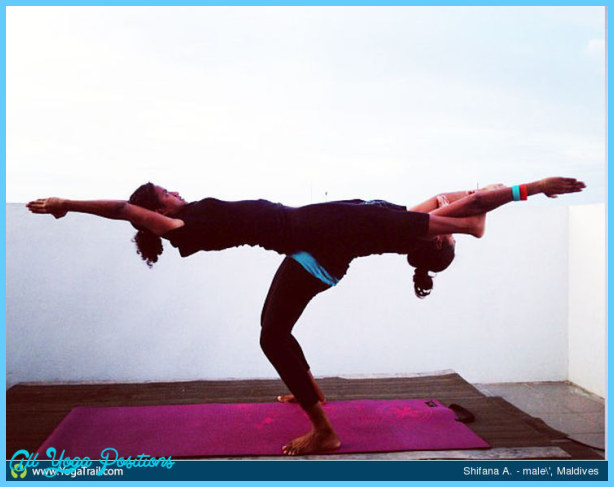 Yoga Poses Partners 15