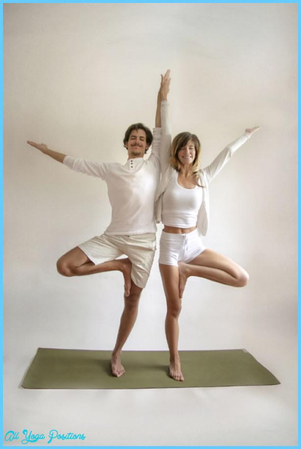 Yoga poses partners - AllYogaPositions.com