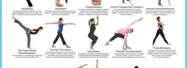 Advanced Standing Yoga Poses Archives