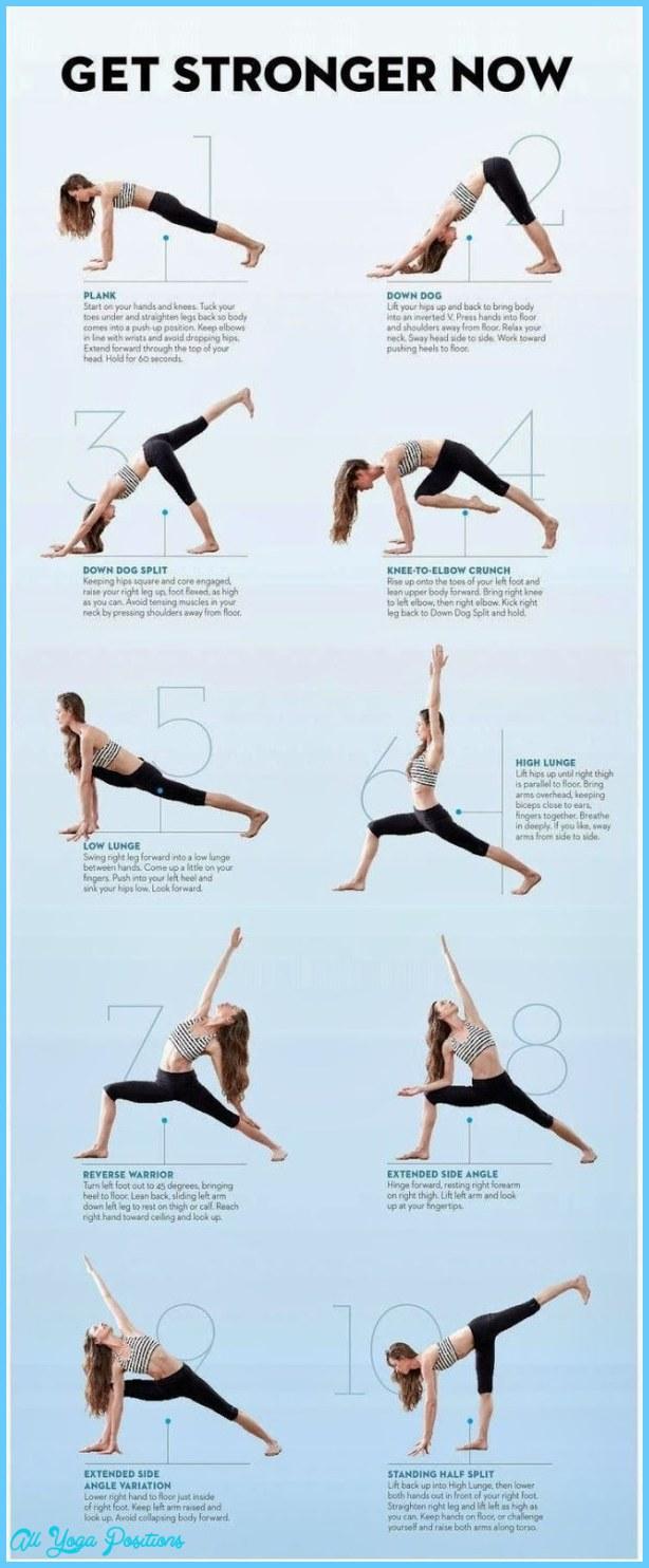 Yoga poses strength - All Yoga Positions ...