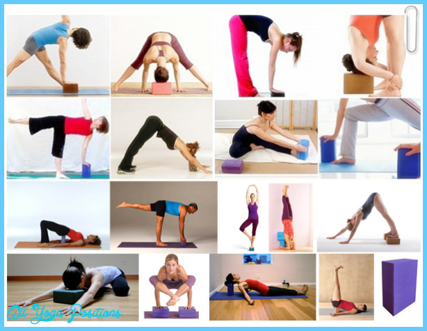 Yoga Poses Using Blocks Allyogapositions Com