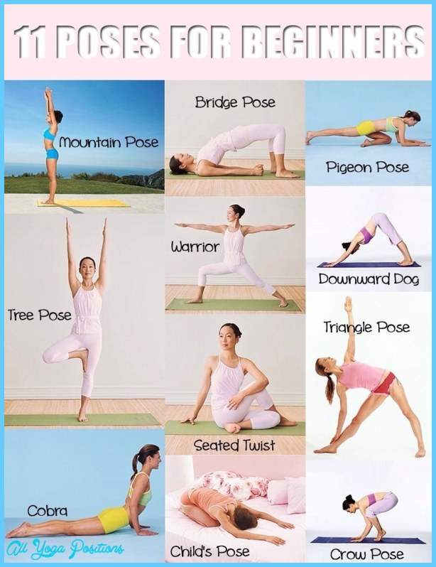 yoga poses with names allyogapositionscom