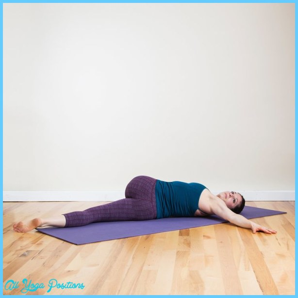 Yoga poses you can do in bed  _0.jpg