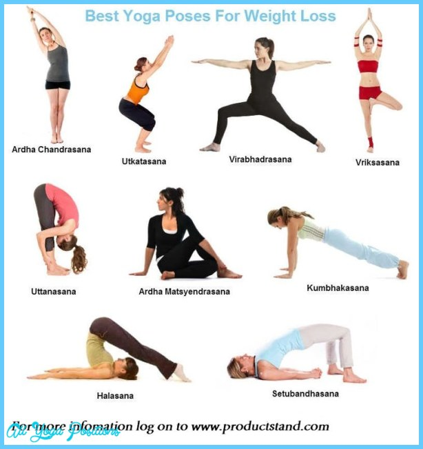 Yoga Postures For Weight Loss With Pictures