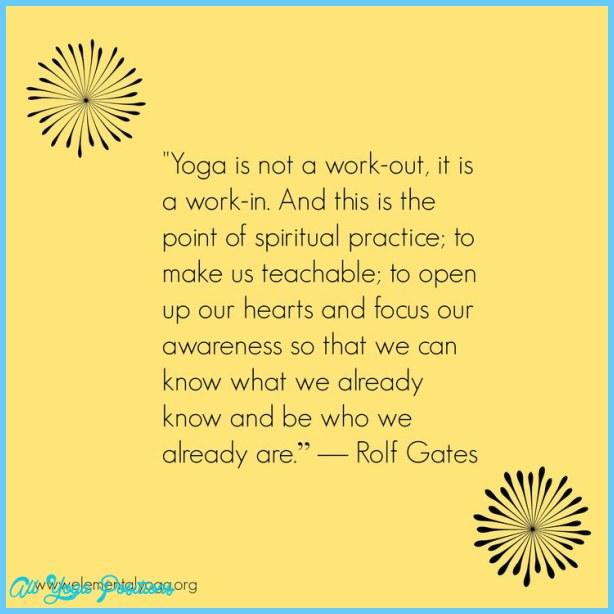 Yoga quotes - AllYogaPositions.com