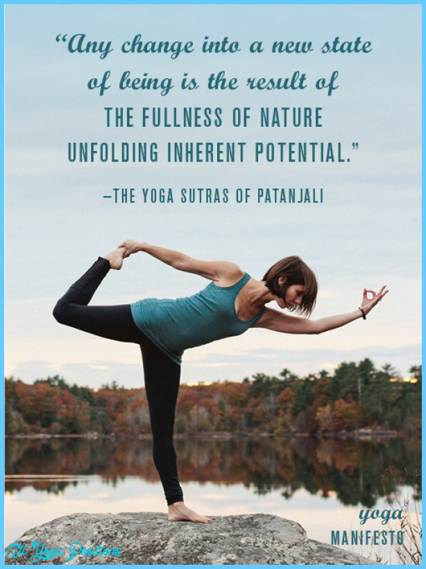 Yoga Quotes Nature