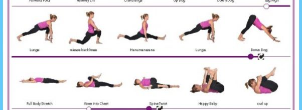 Power Yoga For Flat Stomach Archives