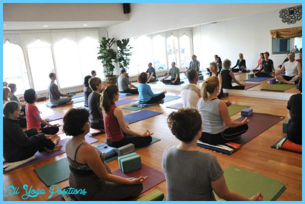Yoga Meditation Classes Near Me | AllYogaPositions.com
