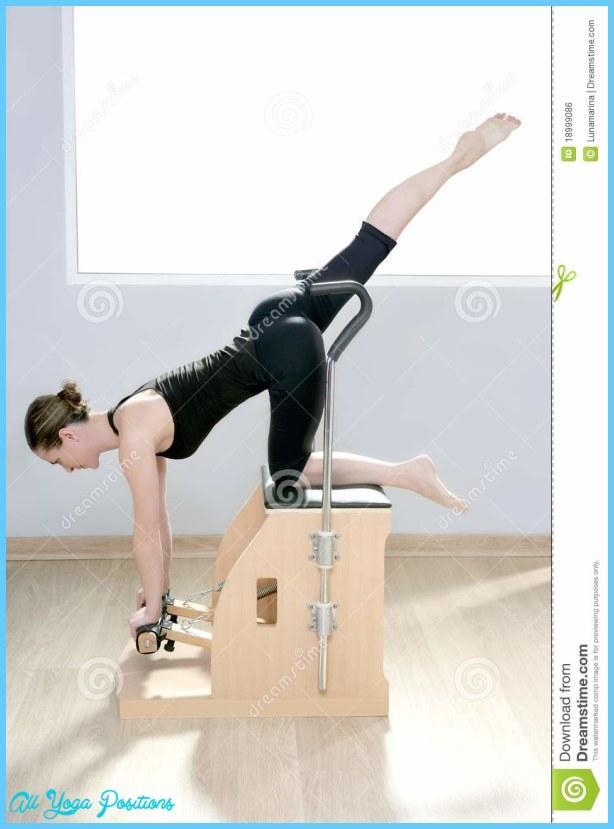 Chair Pilates Exercises For Seniors