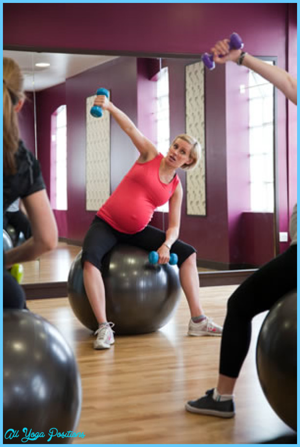 Pregnancy Exercise Classes - AllYogaPositions.com