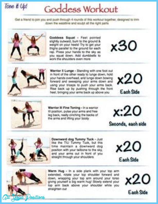 Pilates Exercise List All Yoga Positions