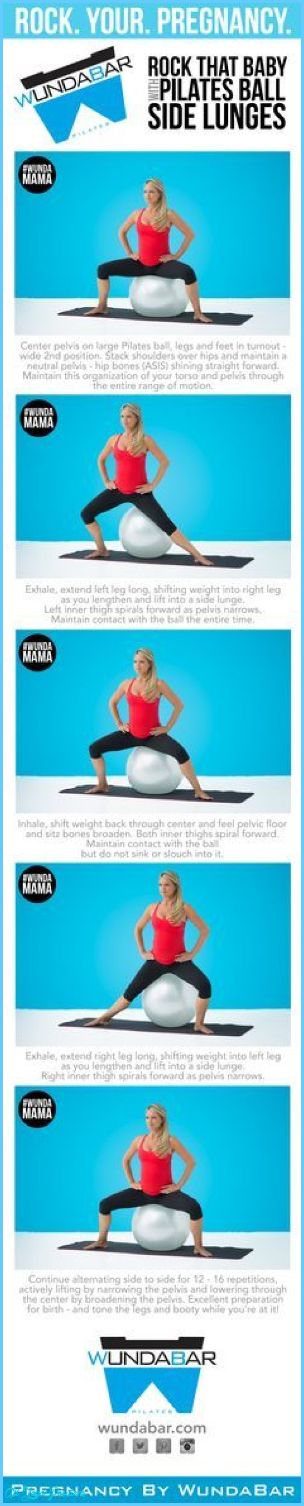 Yoga Ball Pregnancy Exercises Allyogapositions Com