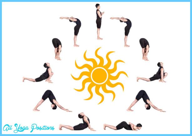 12 Yoga Poses Allyogapositions Com