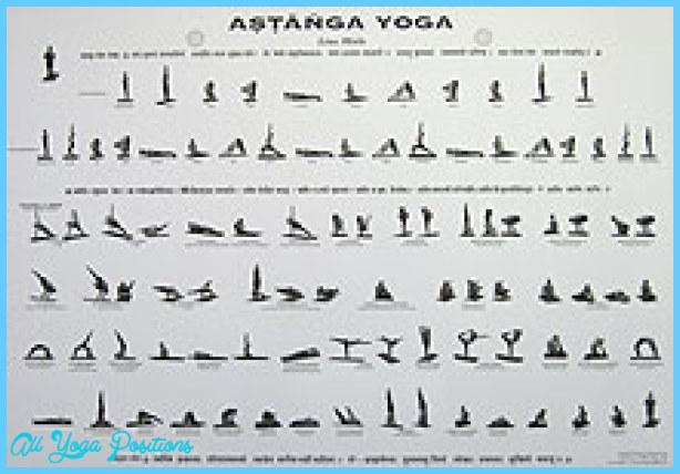Ashtanga Vinyasa Yoga Poses - AllYogaPositions.com