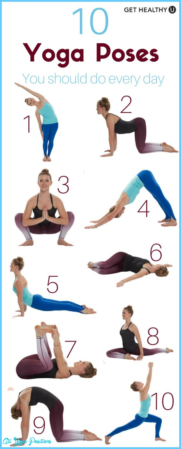 Best Yoga Poses For Beginners - AllYogaPositions.com ®