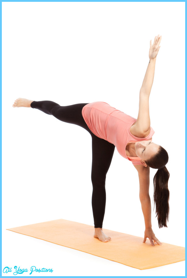 Crescent Moon Yoga Pose - AllYogaPositions.com