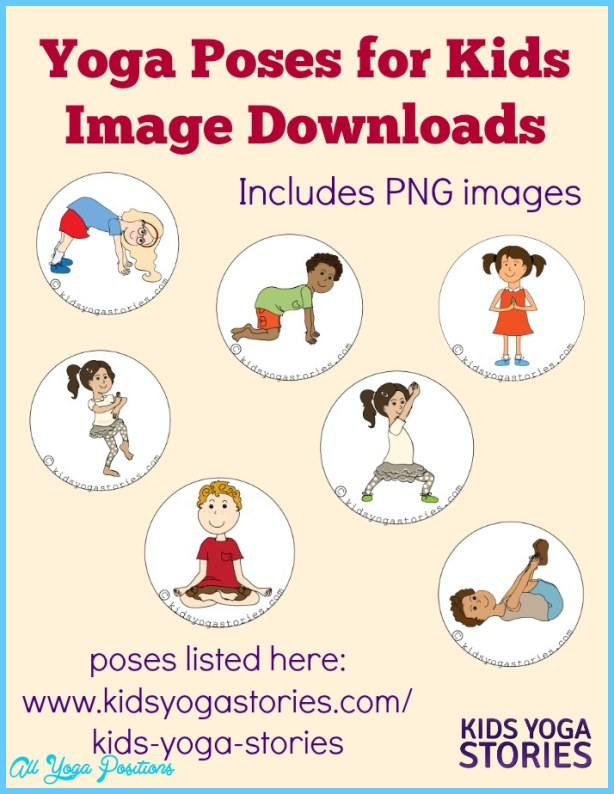 photo relating to Printable Yoga Poses for Preschoolers titled Cost-free Printable Yoga Poses For Newcomers - ®