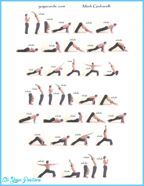 It is a graphic of Zany Yoga Poses Printable
