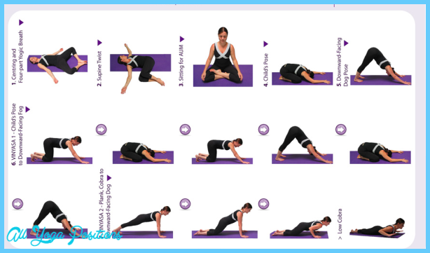 This is a picture of Ridiculous Printable Yoga Poses for Beginners