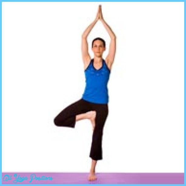 Standing Yoga Poses Allyogapositions Com