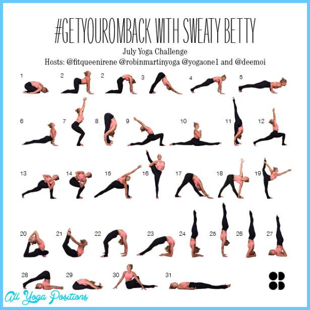 Vinyasa Flow Yoga Poses 3