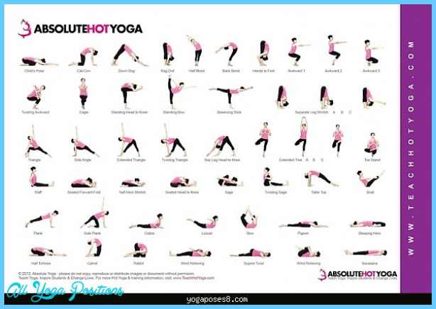 Vinyasa Flow Yoga Poses 5