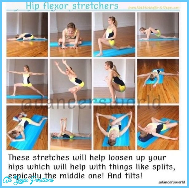 Best hip opening stretches