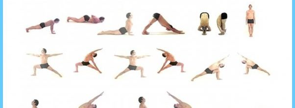 Sequence 1 Hour Hatha Yoga Poses Chart