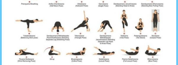 Names For Yoga Poses