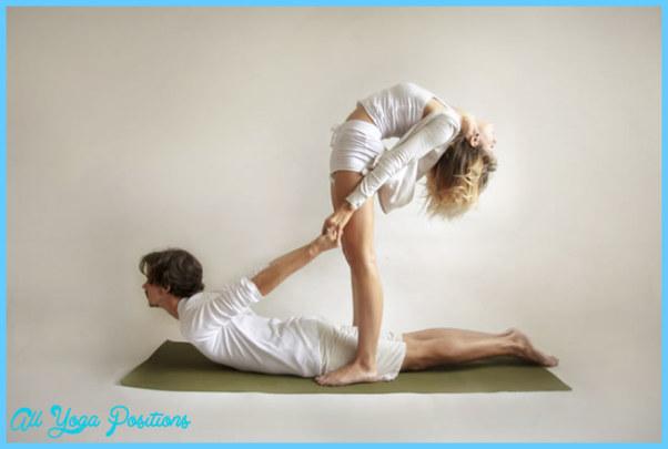 Partner Yoga Poses Beginners Allyogapositions Com