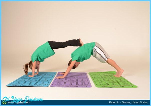 Partner Yoga Poses For Kids Allyogapositions Com