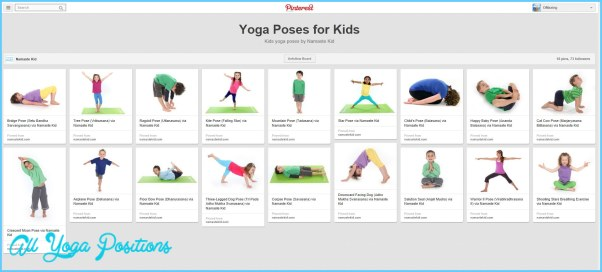 graphic relating to Yoga Poses for Kids Printable titled Printable Yoga Poses For Small children - ®