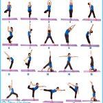 Best 25+ Standing yoga poses ideas on Pinterest | Yoga moves ...