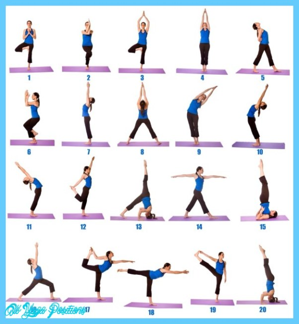 Easy yoga poses to lose weight