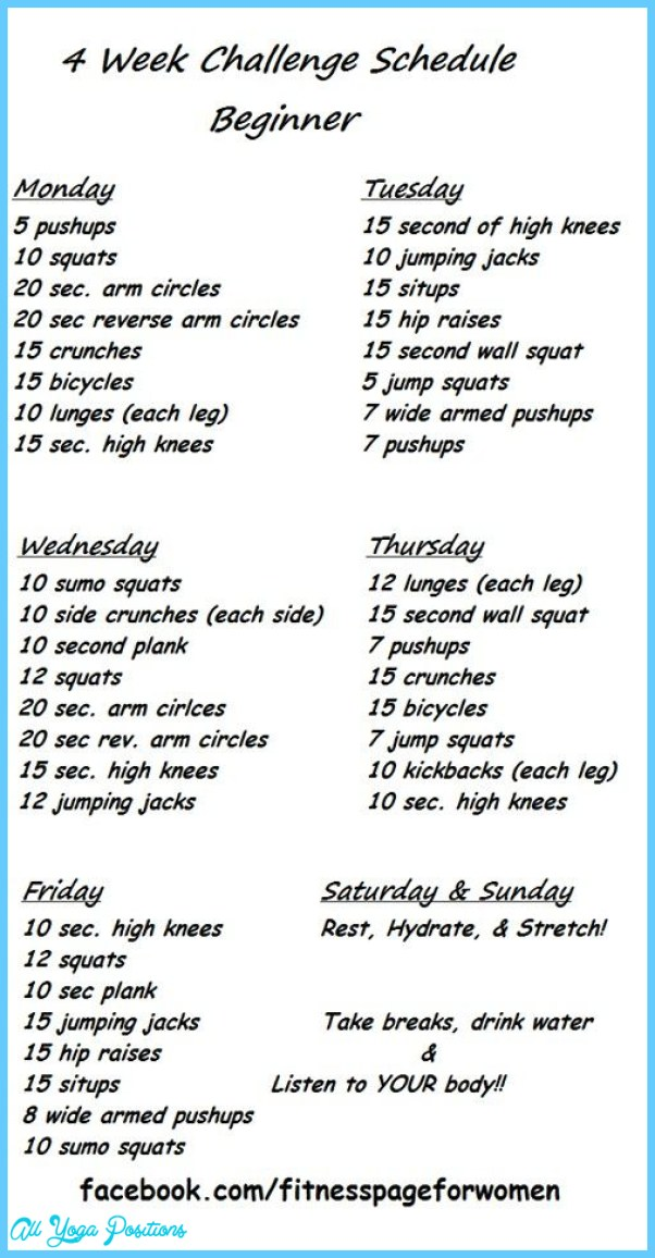 Daily Exercise Routine For Weight Loss 0