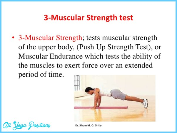Assessing Your Current Level Of Muscular Endurance