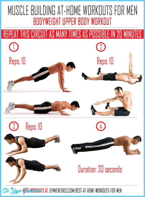 Best Upper Body Home Exercises - AllYogaPositions.com