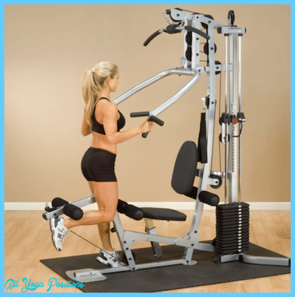 Best full body home exercise machine allyogapositions