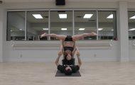 acro yoga ninja star washing machine tutorial 08