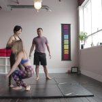 acro yoga washing machine four step tutorial 09