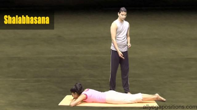 easy and simple yoga exercise for couples 08