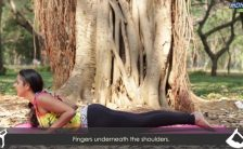 easy yoga stretches for instant shoulder pain relief 06