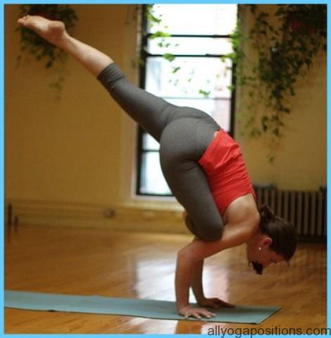 eka pada bak asana flying crow or crane yoga pose arm