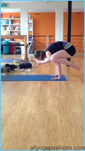 eka pada bak asana flying crow or crane yoga pose arm
