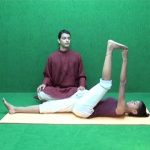 general level 4 yoga advance leg stretch 09