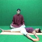 general level 4 yoga advance leg stretch 12