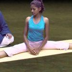 general level 4 yoga advanced splits 15